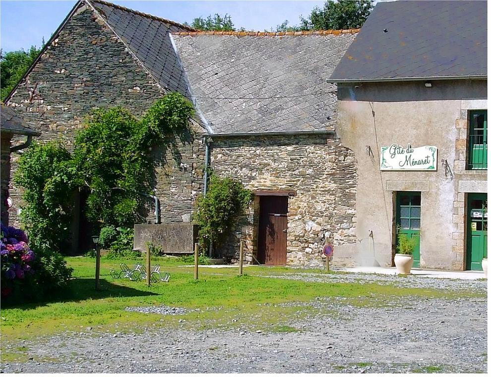 Gîte du Ménaret - Bains sur Oust