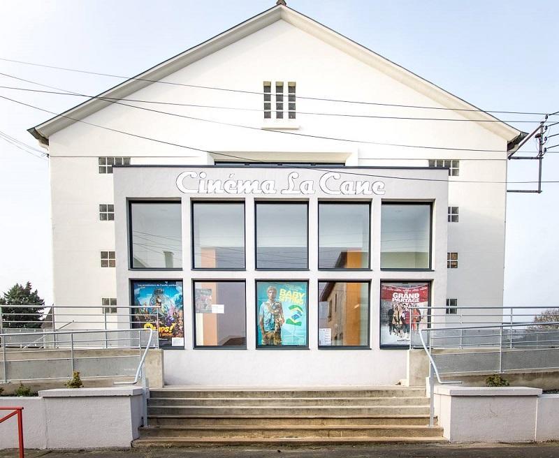 Cinéma La Cane (Montfort-sur-Meu)  Ille-et-Vilaine tourisme (9