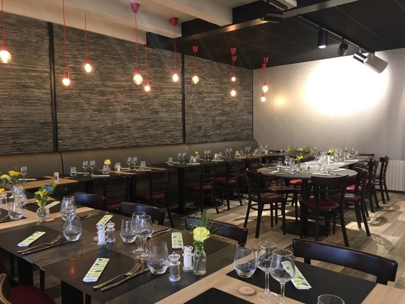 Le Relais Pleurtuit - Salle de restaurant