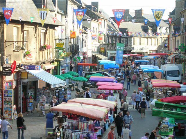 marché Dol de Bretagne