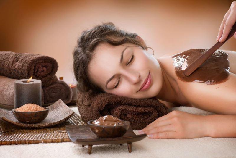 massage chocolat