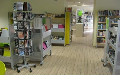 Médiathèque de Saint-Briac-sur-Mer - Bibliothèque