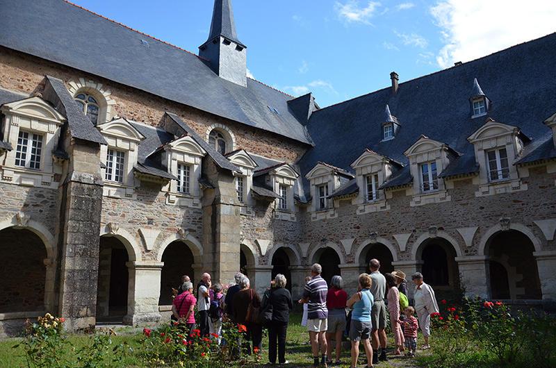 Monastère des Calvairiennes à Redon