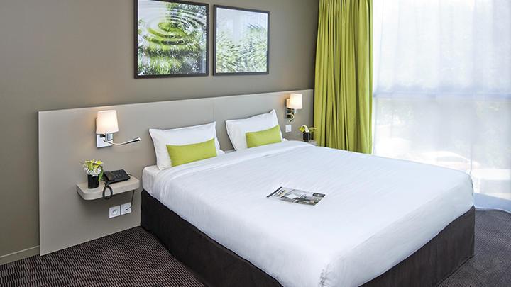 Résidence Park and suites élégance