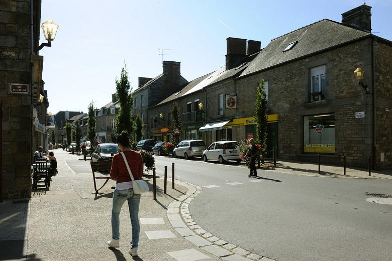 Le Village Etape de Saint-Brice-en-Coglès