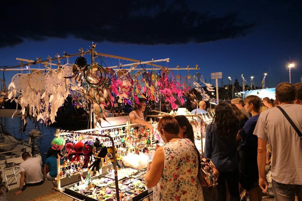 Marché Nocturne de Port Leucate
