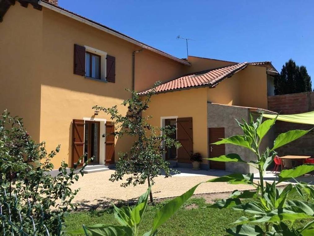 L'Ajonc - Maison meublée Reyniès Tarn-et-Garonne
