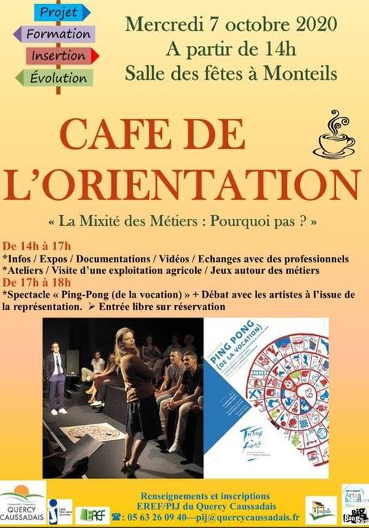 Café de l'orientation