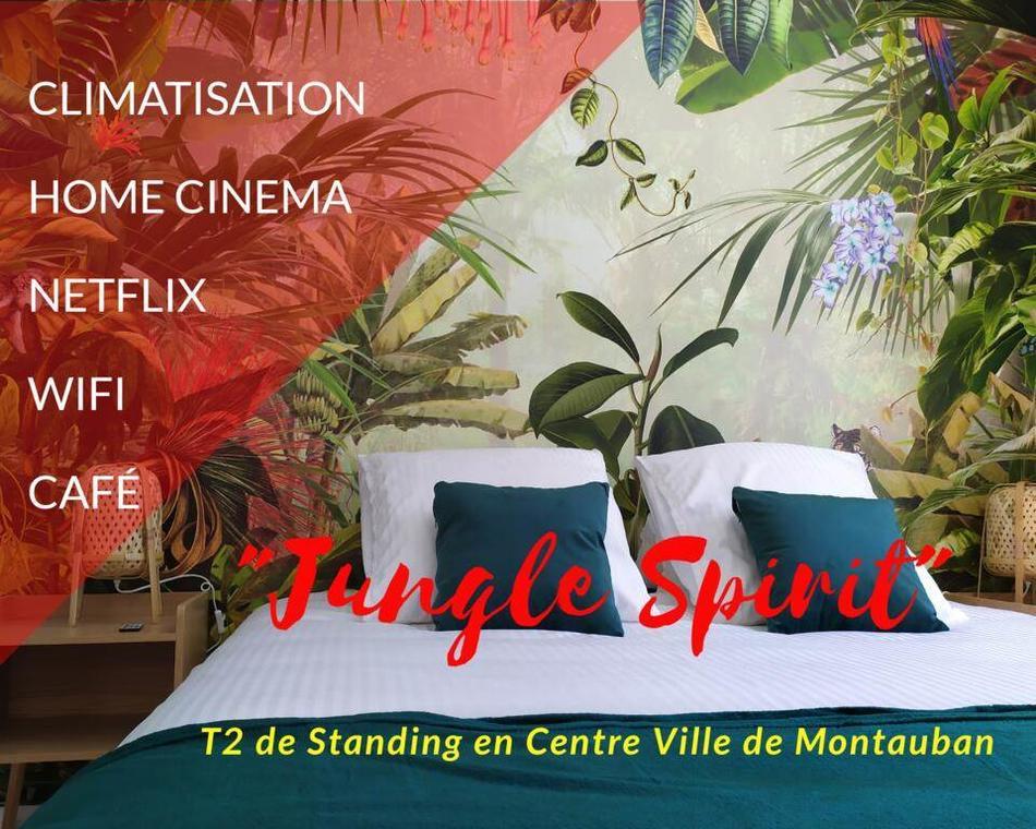 Les Loges de Montauban Jungle Meublé de tourisme