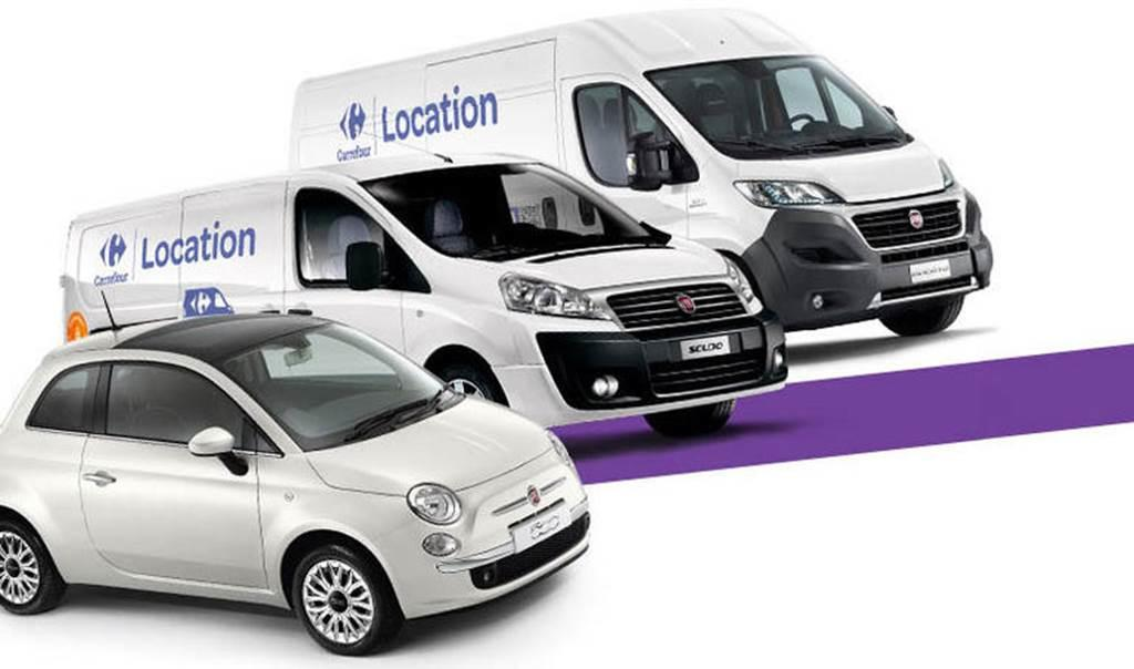 Location de véhicules Carrefour Contact