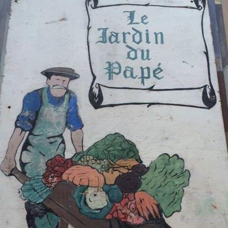 Le Jardin du Papé