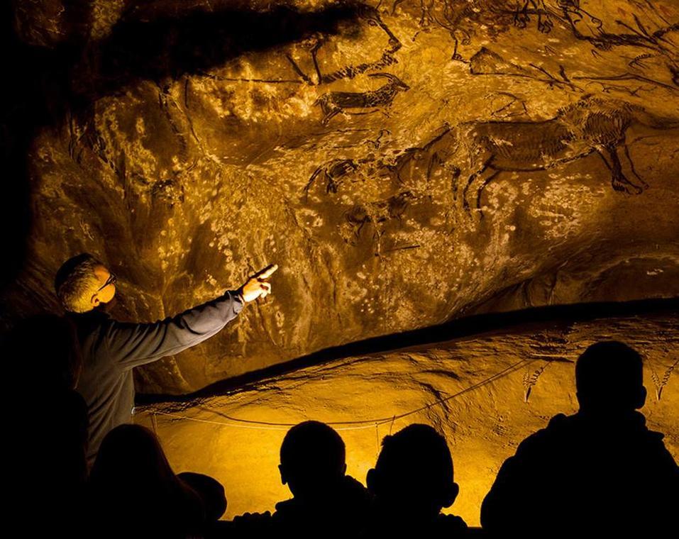 Journées patrimoine - Grotte de Niaux