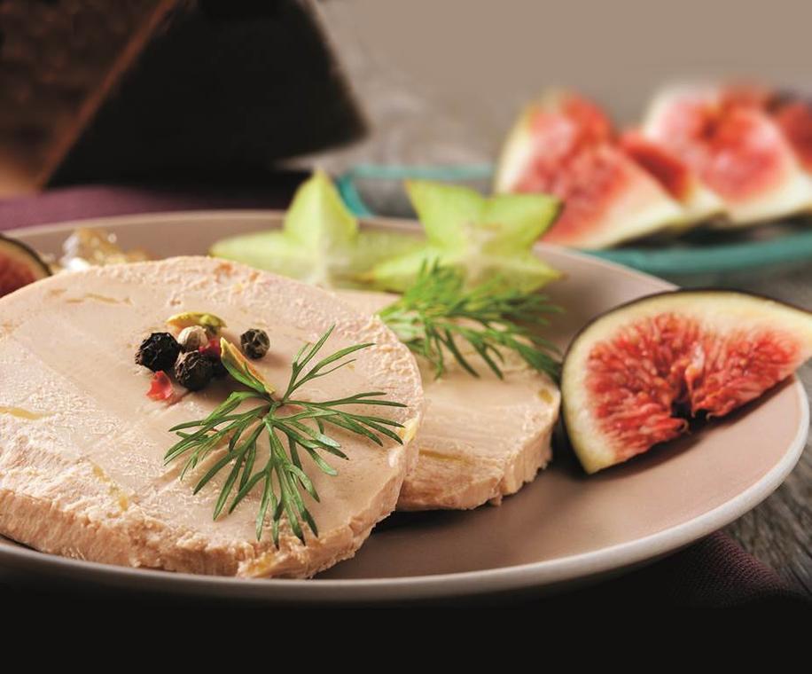 Conserves et foies gras