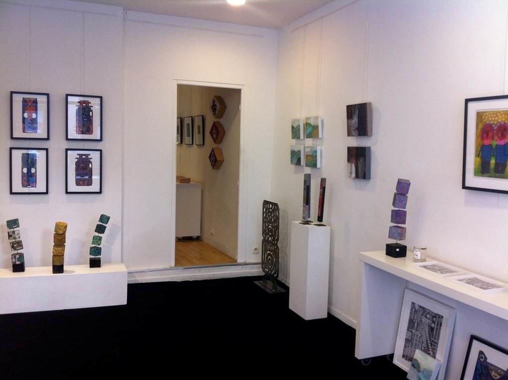 Galerie Blandne Roques galerie d'art à montauban exposition montauban