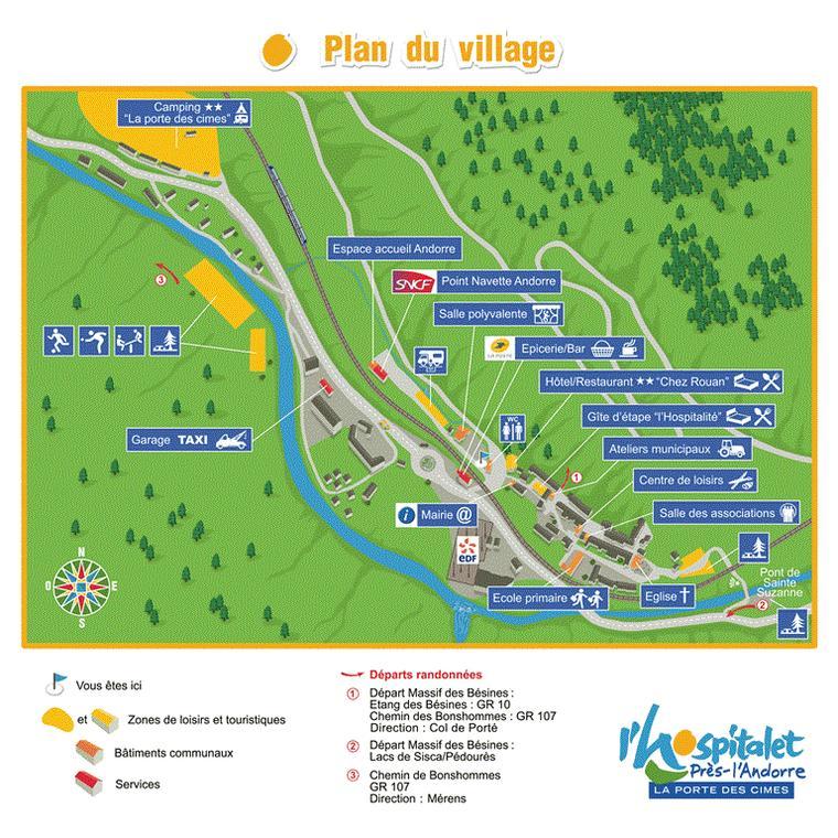 L Hospitalet Pres L Andorre L Hospitalet Pres L Andorre Office De Tourisme Des Pyrenees Ariegeoises