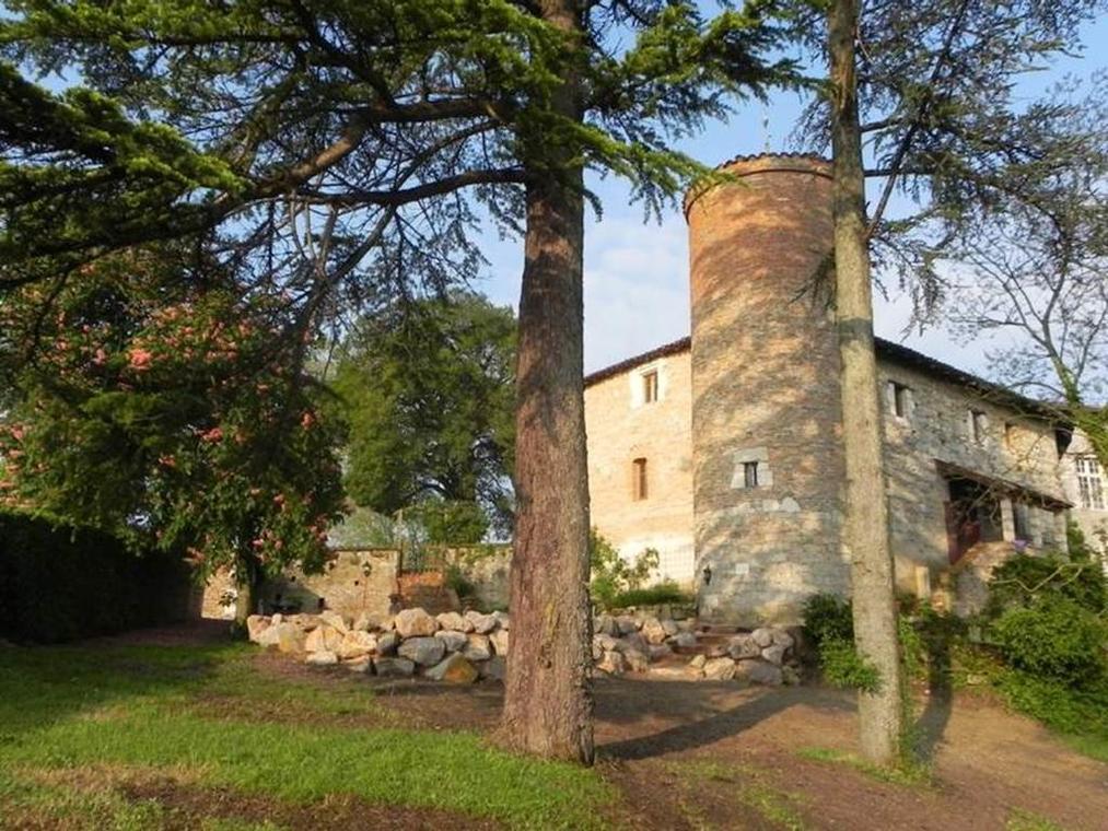 Château d'Espanel