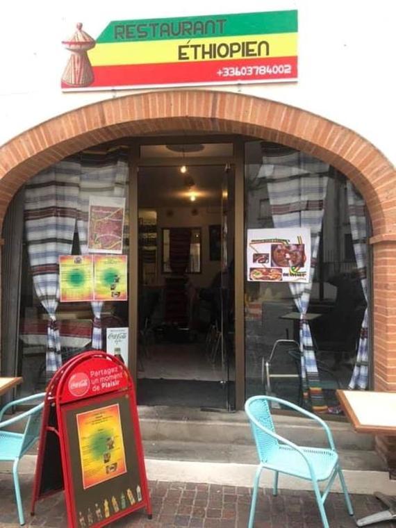Restaurant Ethiopia Montauban Tarn-et-Garonne Cuisine du monde