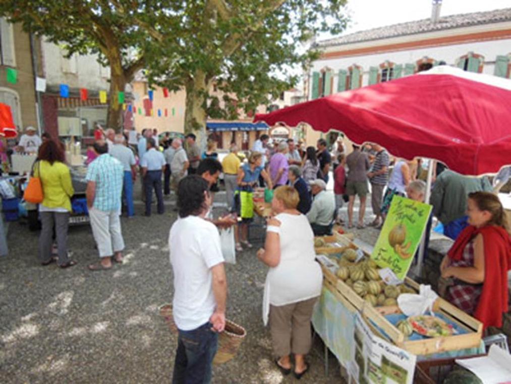 Marché Monclar-de-Quercy
