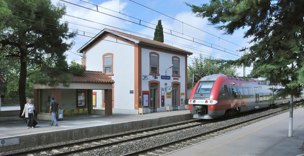 Gare SNCF Leucate La Franqui