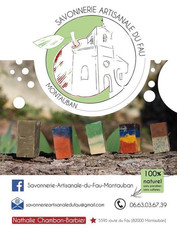 Savonnerie Artisanale du Fau Montauban