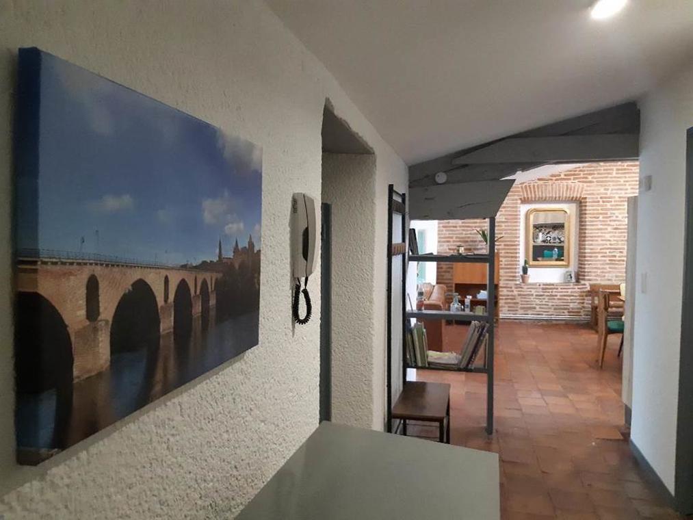Le charme d'autrefois Meublé de tourisme Montauban