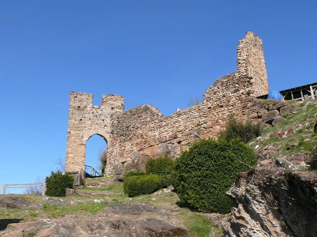 Lordat Château