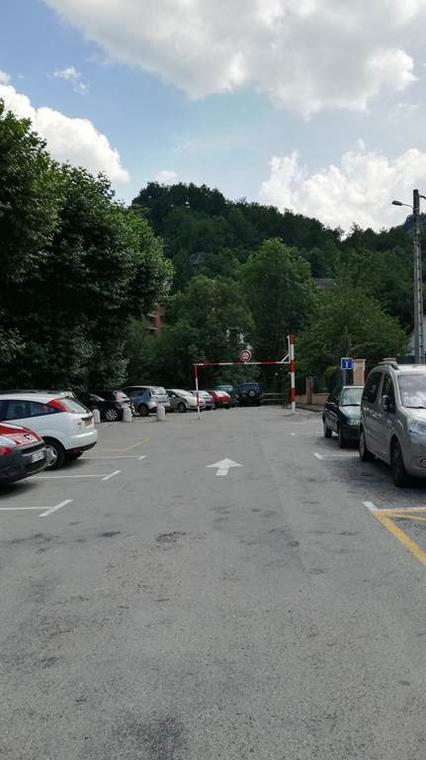 parking Encastel