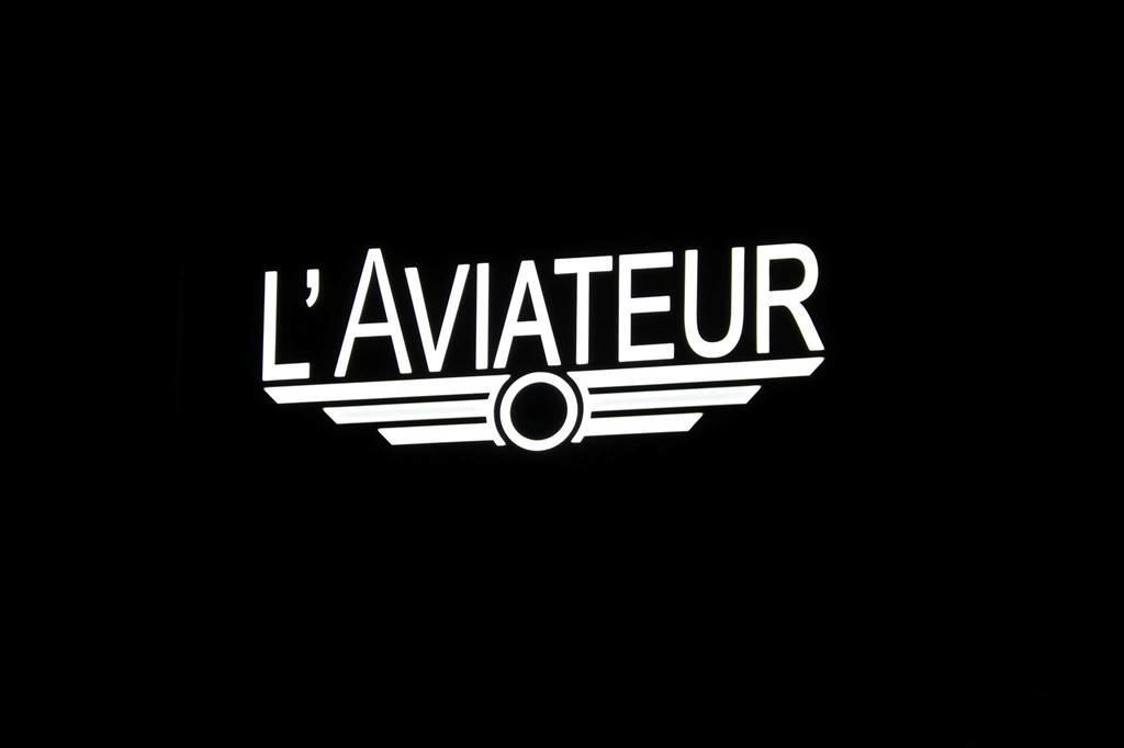 L'Aviateur logo