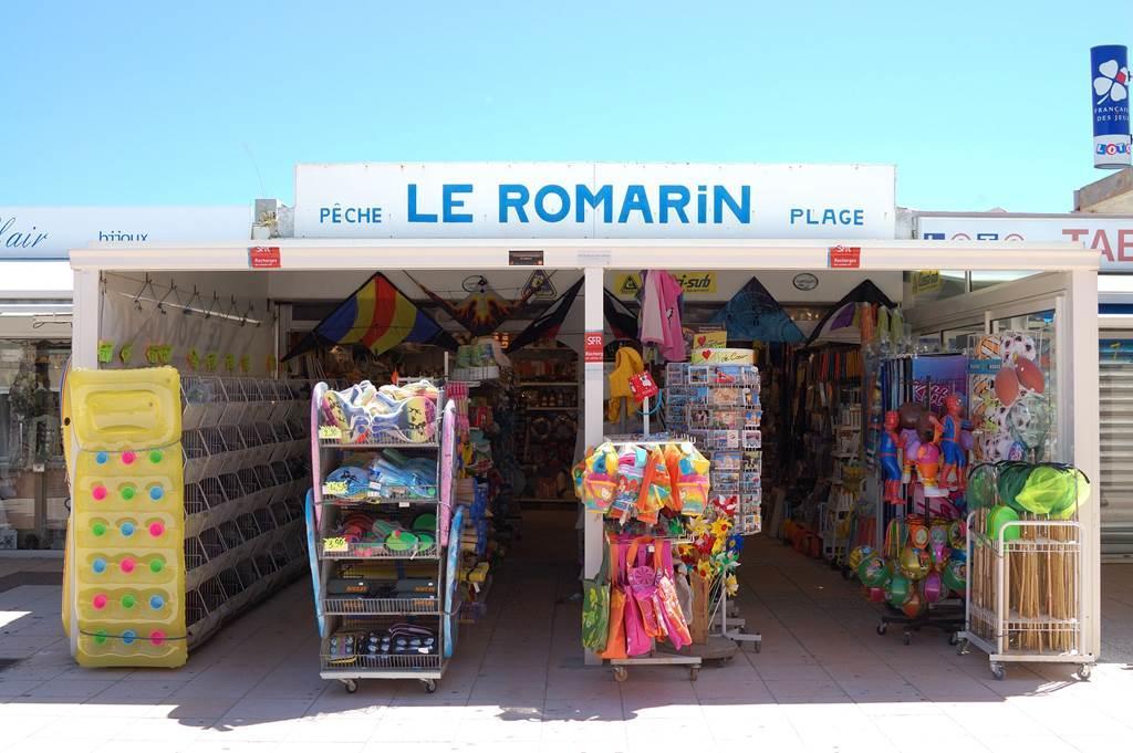 Boutique de pêche Le Romarin
