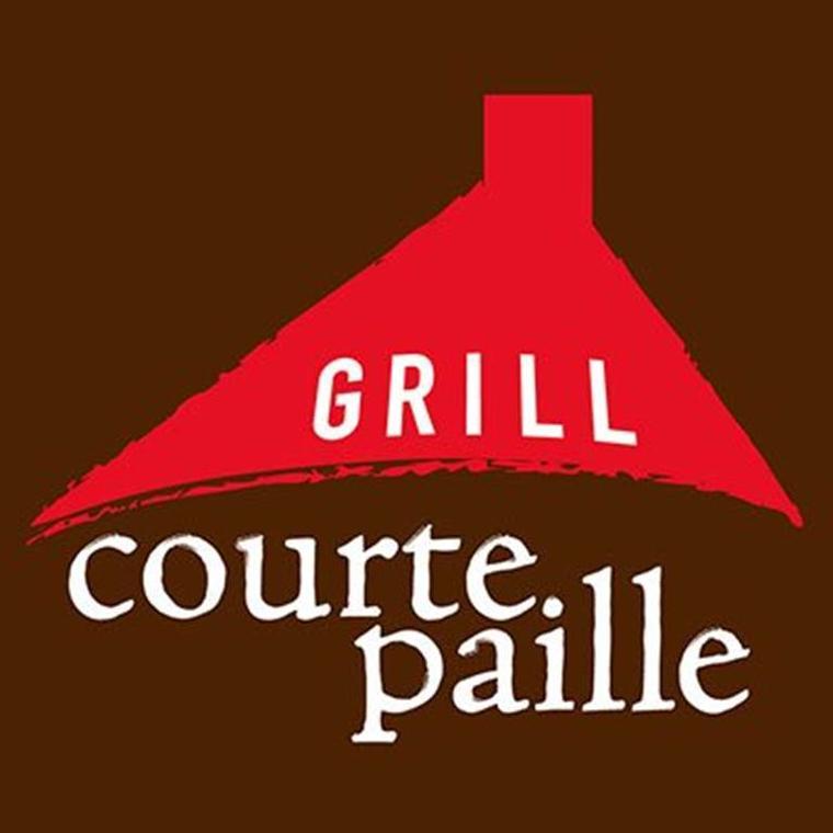 Courtepaille grill - logo