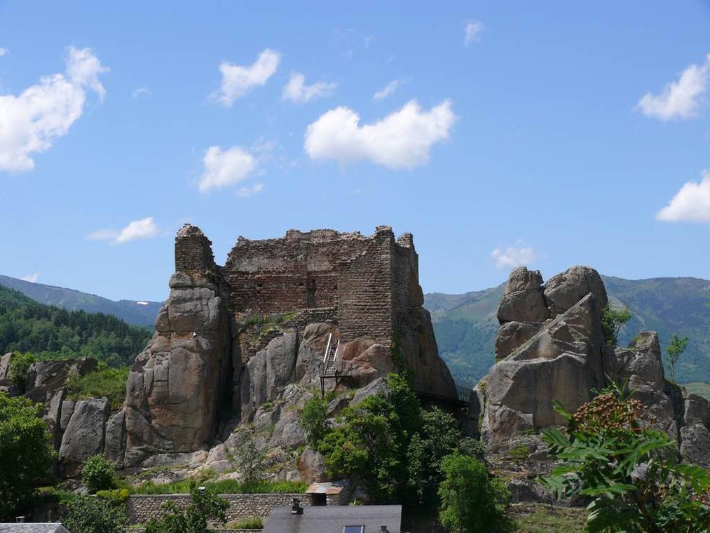 chateau Quérigut