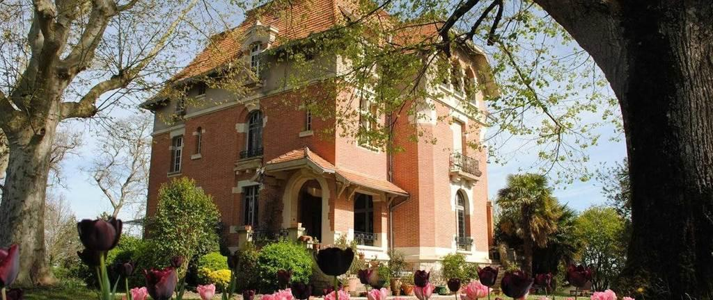 Chambres d'hôtes Château Mezger (chez M. Limond) - Albefeuille Lagarde - Tarn-et-Garonne 82
