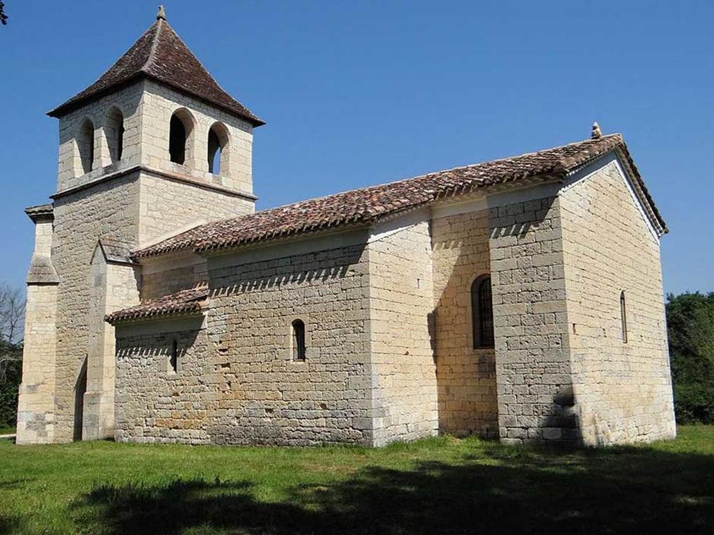 Eglise Saux