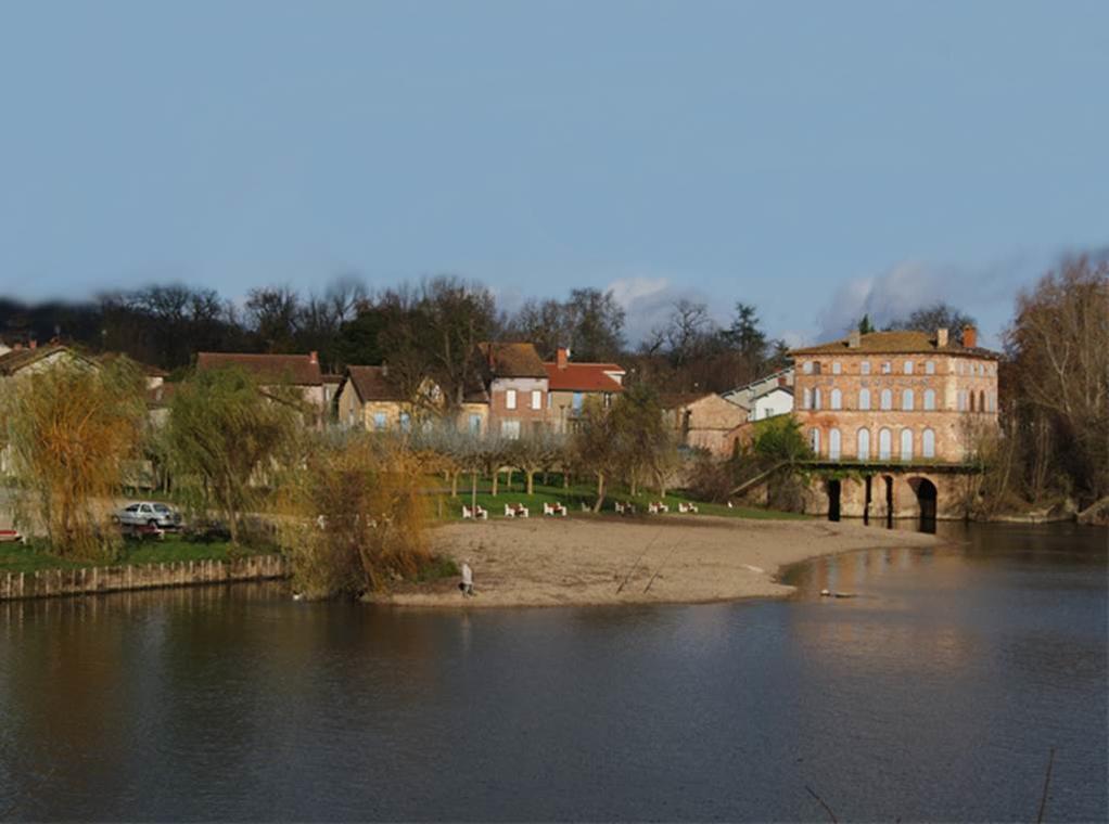 Aire de pique-nique de Lamothe Capdeville Tarn-et-Garonne