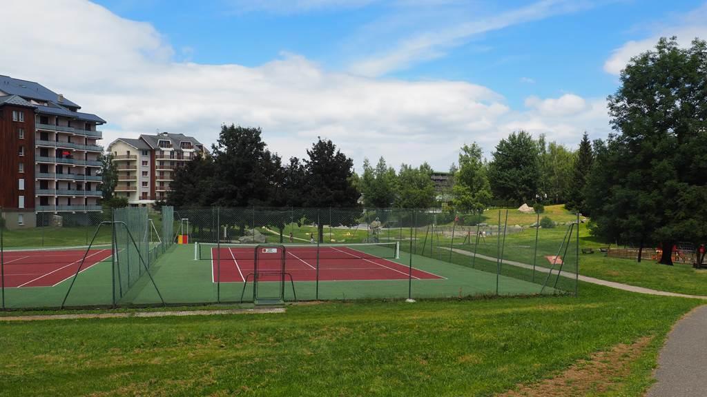 Tennis Ax 3 Domaines