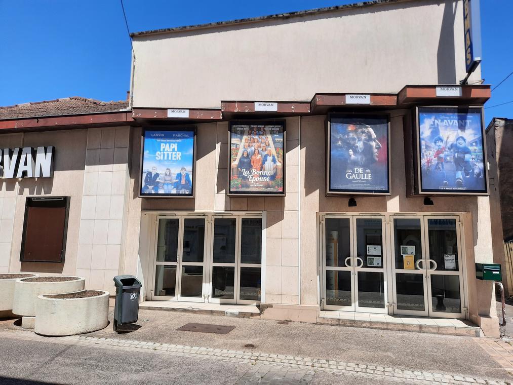 Cinéma_Le Morvan_Le Creusot_2020 © Creusot Montceau Tourisme, cb (2)