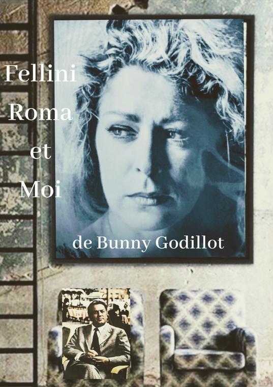 Affiche Fellini, Roma et moi