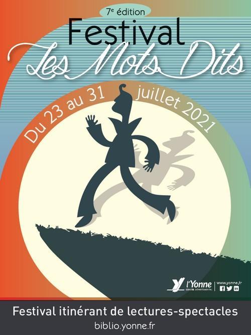 FESTIVAL LES MOTS DITS - DANS LA JONGLE DES MOTS