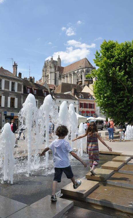 Auxerre raconté aux enfants - Josette Laliaux
