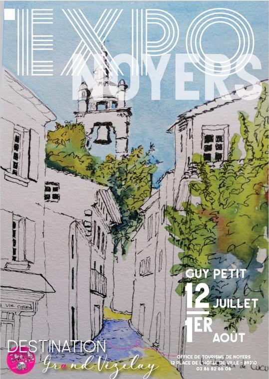 Guy Petit Noyers Exposition
