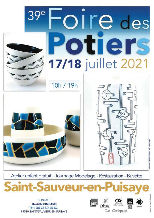 Foire des Potiers - 2021 - DECIBELLES DATA
