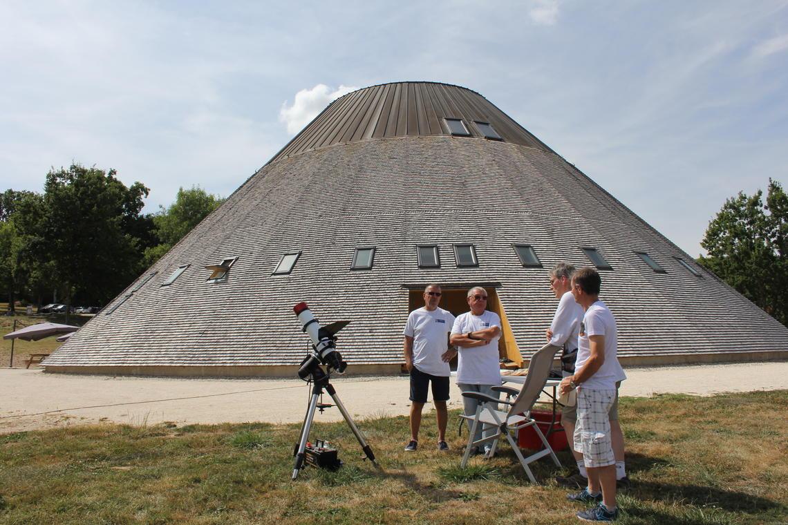 Pyramide du Loup