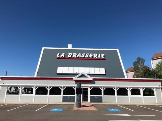 La Brasserie Montceau les mines