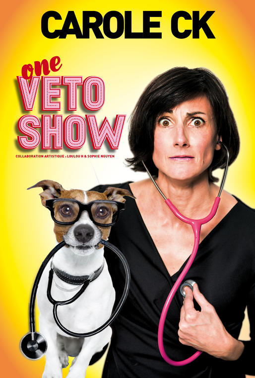 Spectacle One Veto Show - Sam 6 et Dim 7 Fev
