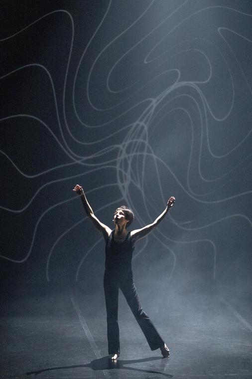 Pietragalla, La femme qui danse