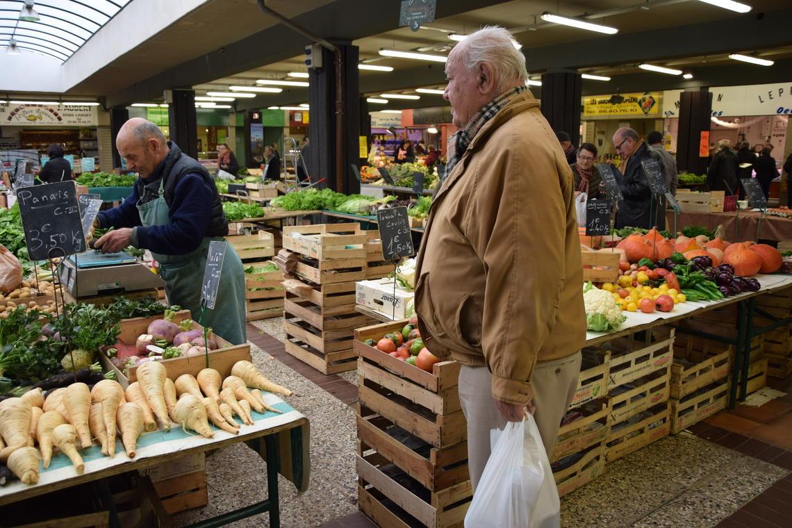 RDV au marché © Ville d'Auxerre