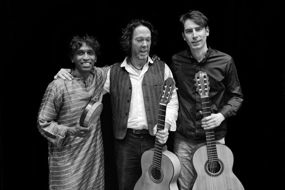 Trio Cavalcade ©Herbert Ejzenberg