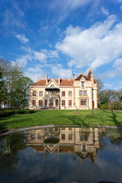 La Villa Perrusson et son jardin