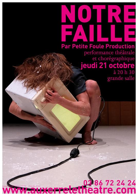 NOTRE FAILLE