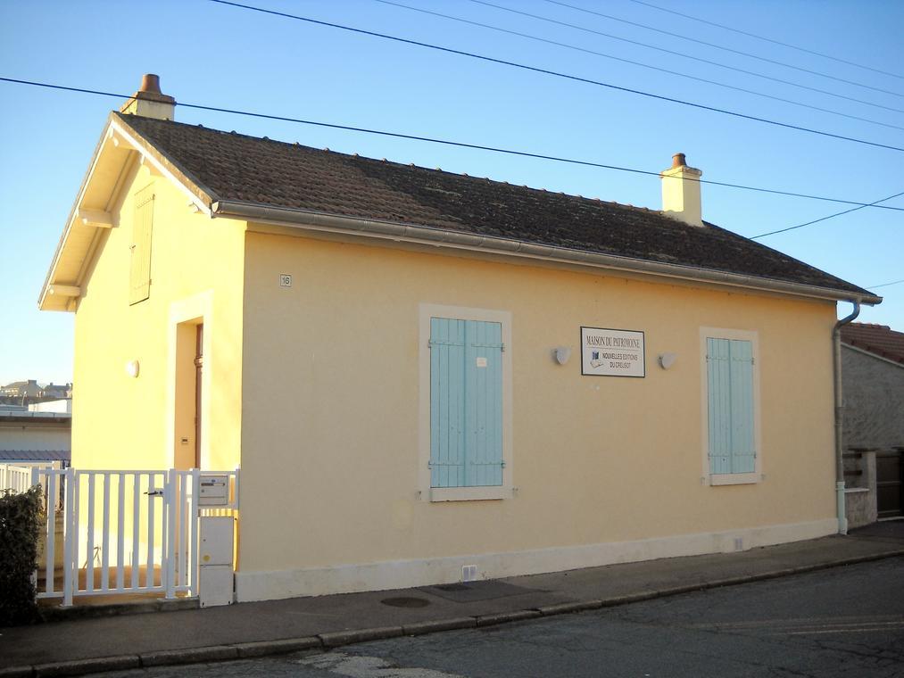 Maison du patrimoine - Le Creusot - NEC